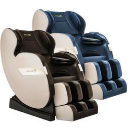 2020 Real Relax Full Body Shiatsu Massage Chair Recliner ZER