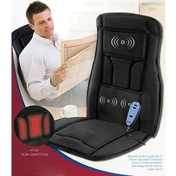 Conair - Body Benefits® Heated Massaging Seat Cushion