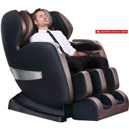 A600 Deluxe Zero Gravity Massage Recliner Chair Full Body Wi