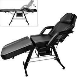 Adjustable SPA Massage Table Chair Bed Tattoo Facial Beauty