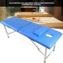 BestMassage Foldable Portable Massage Table Facial SPA Beaut