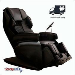 Osaki Black OS-Pro Japan Premium 4S Massage Chair Double Hea