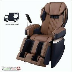 Osaki Brown OS-Pro Japan Premium 4S Full Body Massage Chair