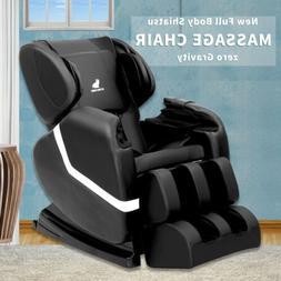 Deluxe Full Body Shiatsu Massage Chair Recliner ZERO GRAVITY