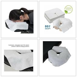 Disposable Face Cradle Covers Medical Grade Ultra Soft Massa