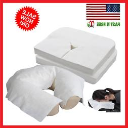 Disposable Massage Headrest Face Covers 100Ct Medical Grade