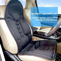 8 Mode Electric Back Massage Cushion Car Chair Seat Pad Mat