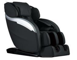 Electric Full Body Long Rail Shiatsu Massage Chair Recliner