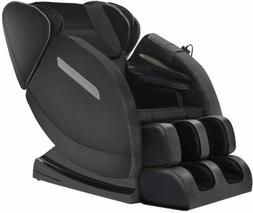Electric Full Body Shiatsu Massage Chair Recliner Zero Gravi
