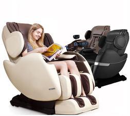 Electric Full Body Shiatsu Massage Chair Recliner Zero Gravi