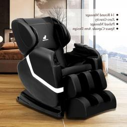 Electric Massage Chair Full Body Zero Gravity Heated Recline