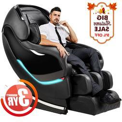 Electric Massage Chair Recliner, Zero Gravity SL-Track  Shia