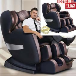 Electric Massage Chair Zero Gravity Recliner Full Body Heat