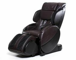 Espresso Human Touch Bali Massage Chair Recliner with Arm Ca