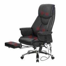 executive office massage chair vibrating