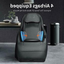 Full Body Electric Shiatsu Massage Chair Fully Assembled Vid
