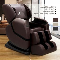 Full Body Massage Chair Electric Zero Gravity Shiatsu Reclin