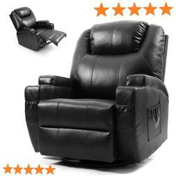 Full Body Massage Chair Lazy Man Zero Gravity Recline Electr