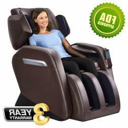 OOTORI Full Body Massage Chair, Zero Gravity Recliner with H