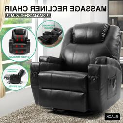 Electric Full Body Massage Chair Recliner Zero Gravity Ergon