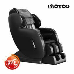 OOTORI Full Body S-Track Massage Chair Zero Gravity Recliner