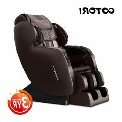 OOTORI Full Body S-Track Massage Chair Zero Gravity Recliner