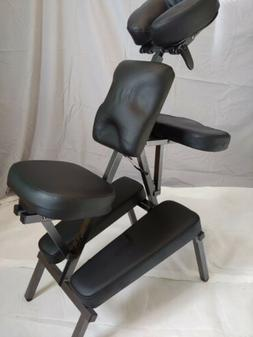 NRG Grasshopper Portable Massage Chair w/Case *New*