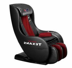 HOUSTON TEXANS - 2D Zero Gravity XL Gaming Massage Chair - S