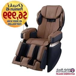 Osaki Japan Premium 4S Massage Chair w/ 4D Tech, Heat & Foot