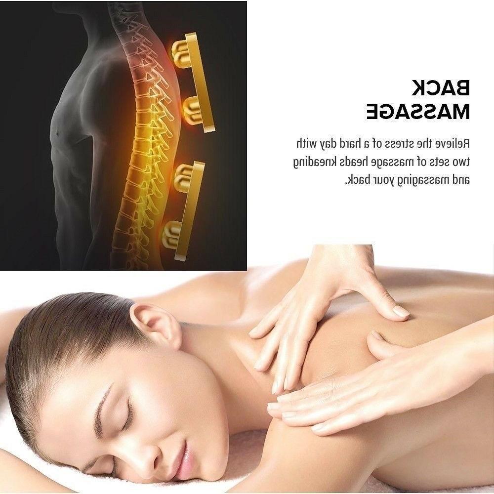Full Massage +3yrs Heat Zero