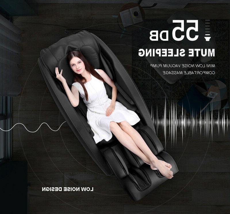New Body Massage w/Heat +3yrs Warranty