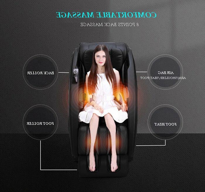 New Electric Massage Chair Recliner w/Heat