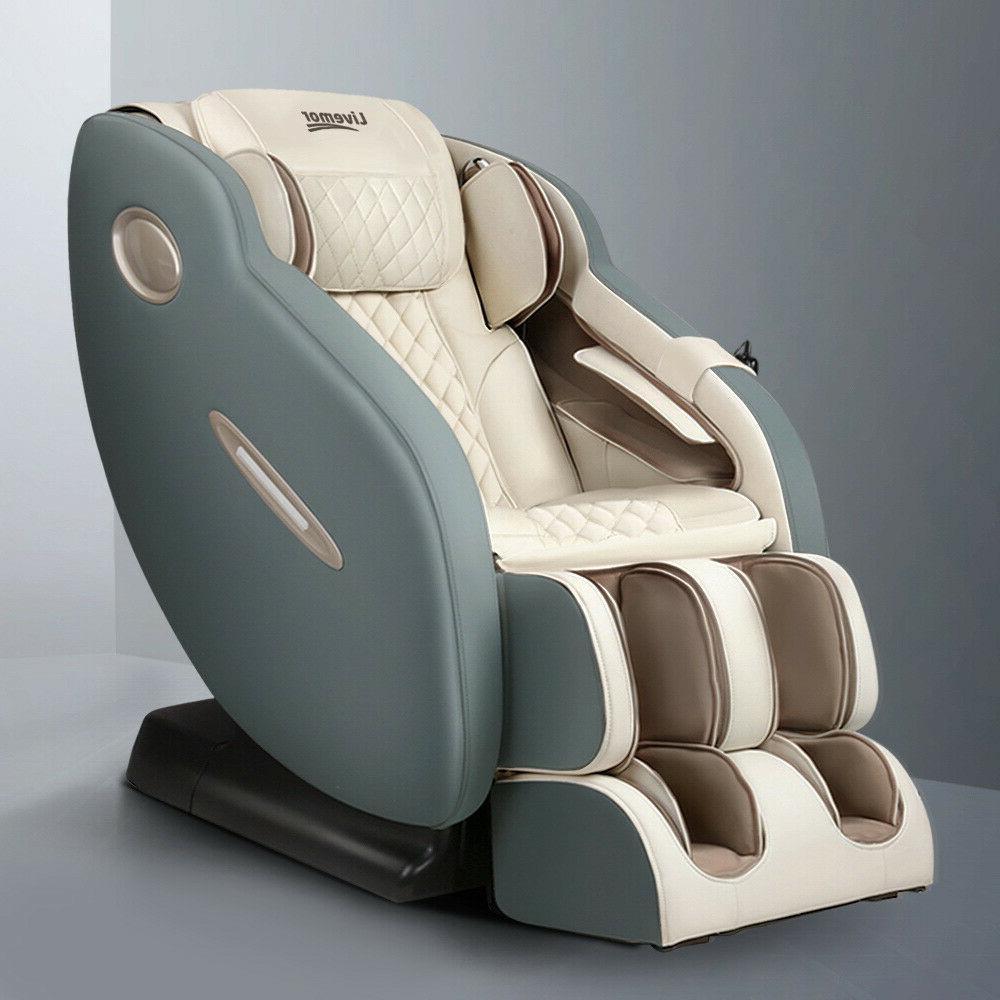 3D Chair SL Track Zero Gravity Cream