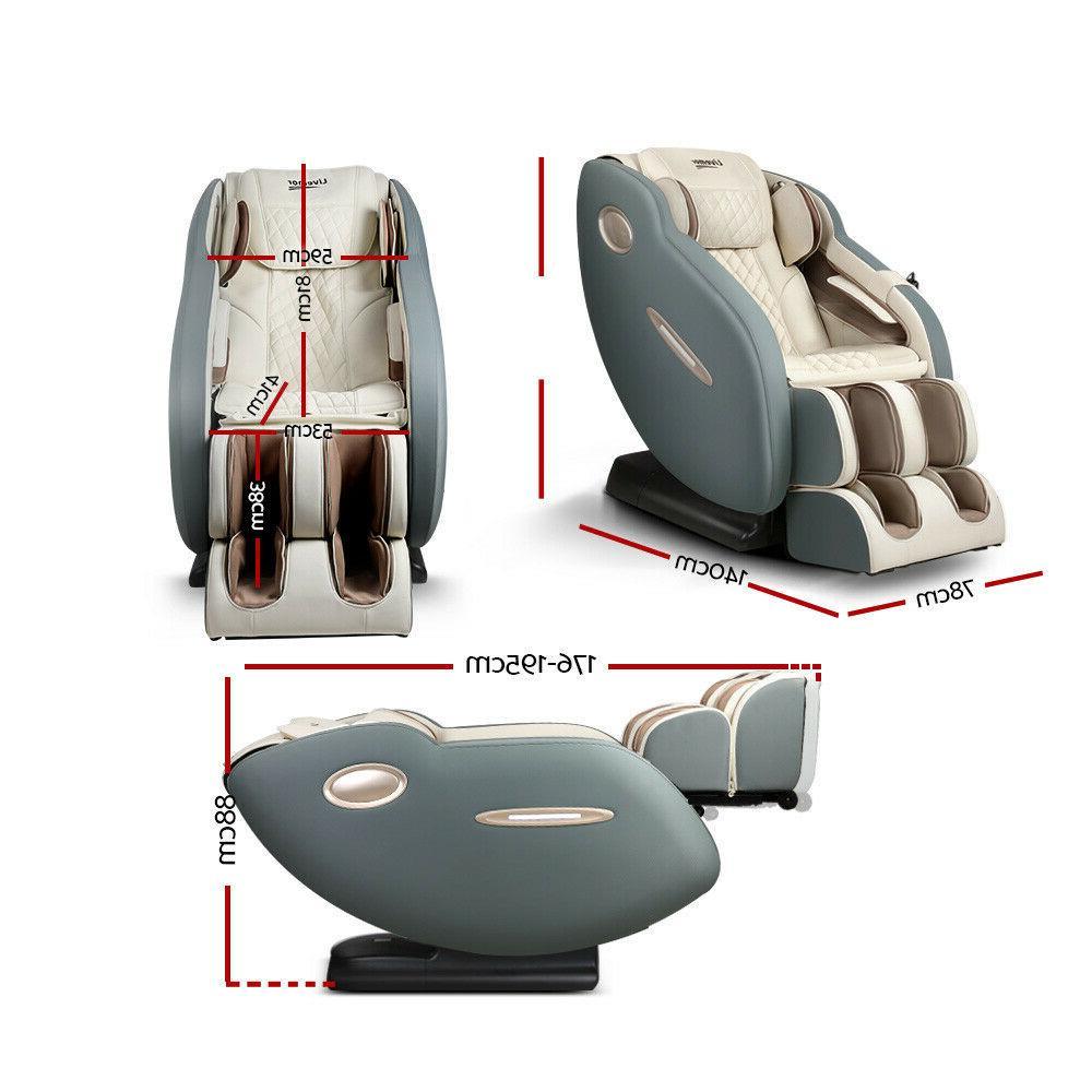 3D Electric Chair SL Zero Gravity Cream