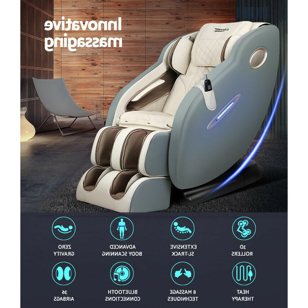 3d electric massage chair sl track full
