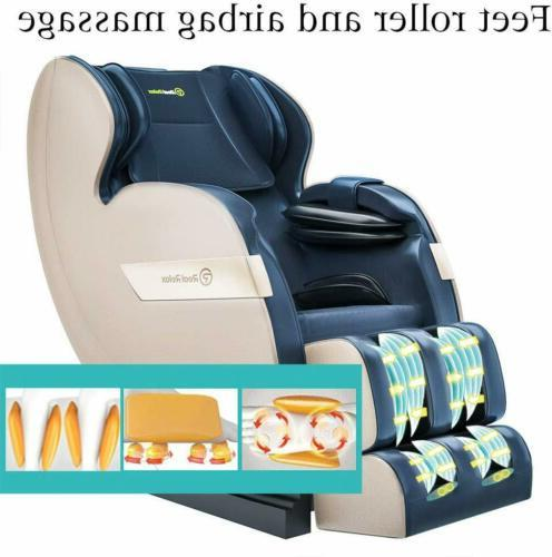 3yrs Warranty Full Shiatsu Massage Recliner ZERO GRAVITY Foot
