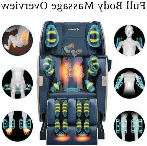 3yrs Shiatsu Massage Chair ZERO GRAVITY Roller