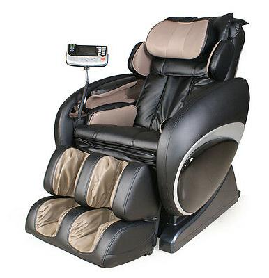 Osaki Massage Chair, Brick,