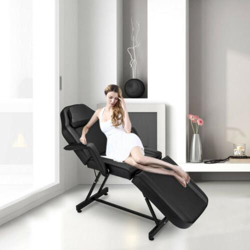 "Adjustable 72"" Beauty Salon SPA Massage Bed Tattoo Chair wit"