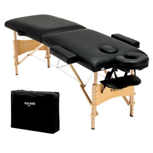 """84""""L Massage Table SPA W/Stool"""
