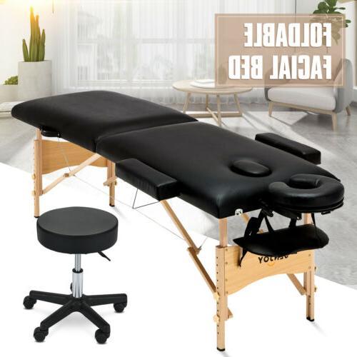 84 l portable foldable massage table facial