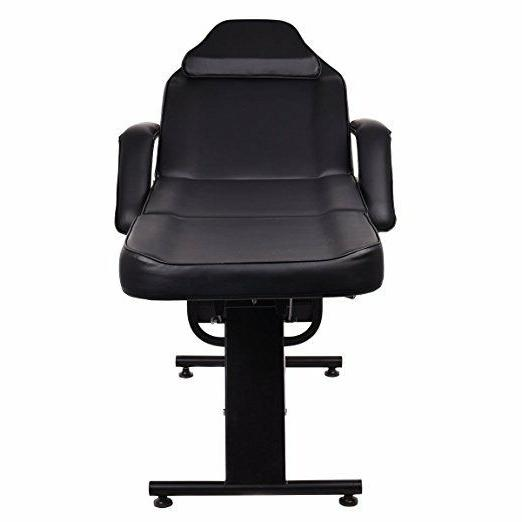 Adjustable Salon Massage Barber Chair Facial Table Beauty