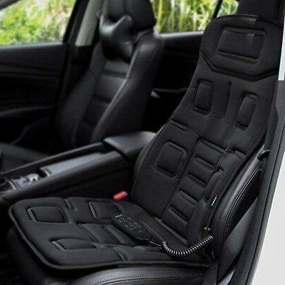 Naipo Back Massager Chair Vibrating Car Seat Cushion Back, Neck 8