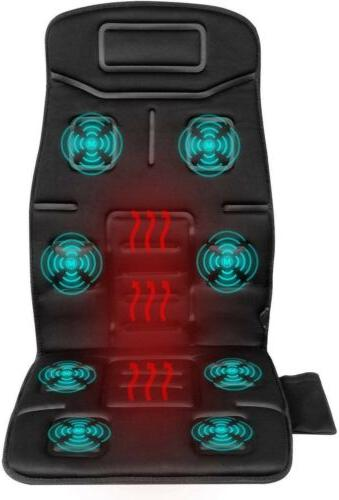 back massager massage chair vibrating car seat