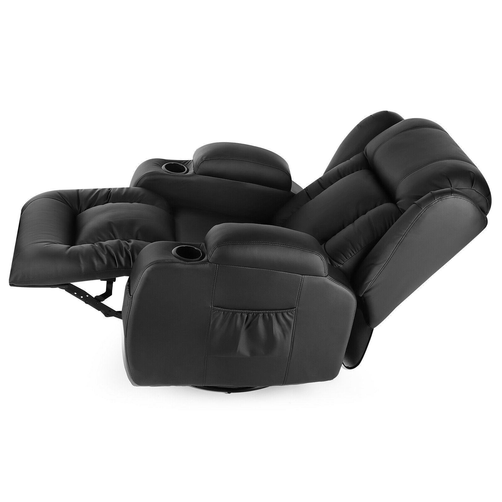 Oversize Recliner Rocking w/Control