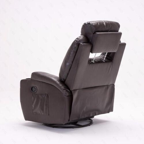 Electric Recliner Sofa Chair Heated with RC