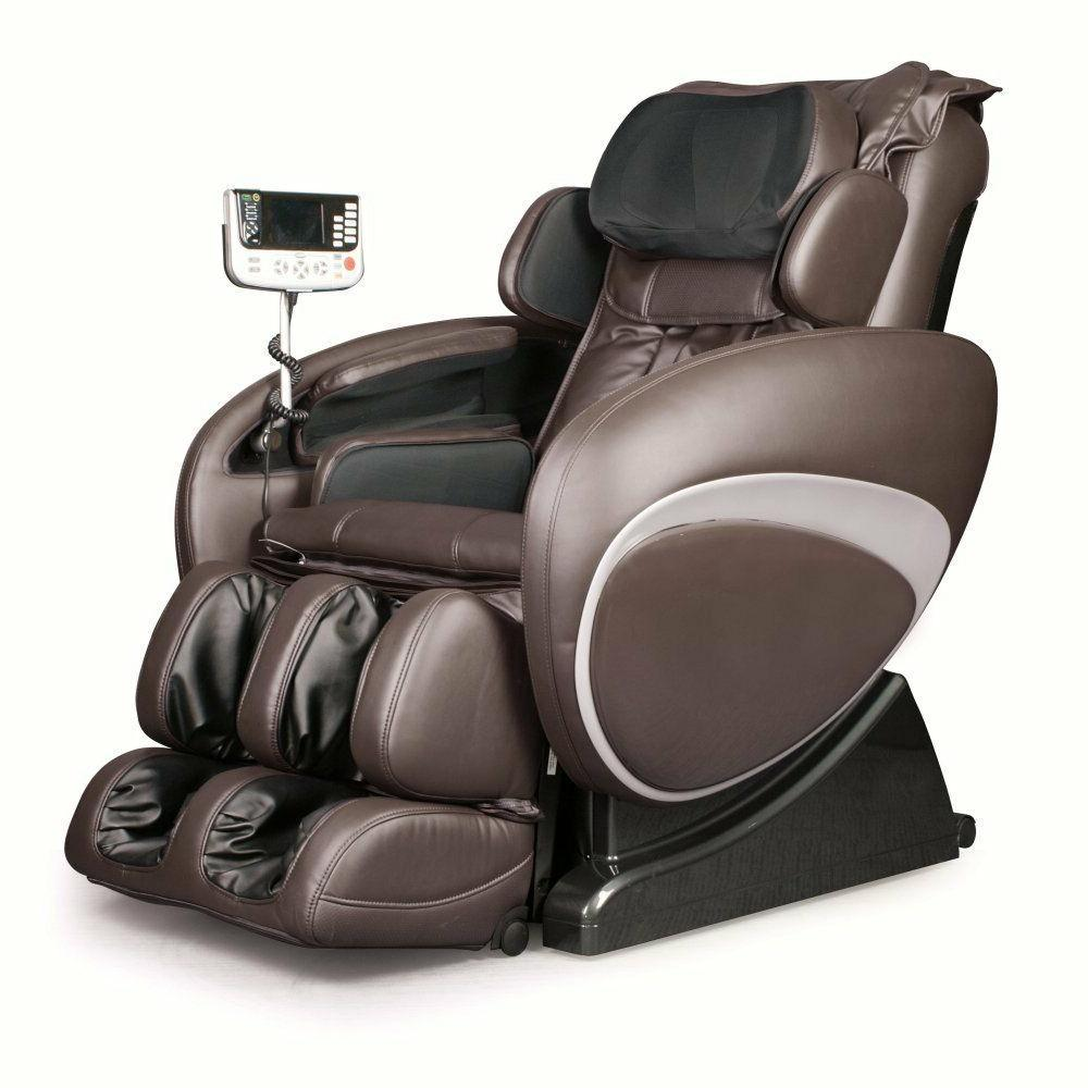 Brown OS-4000T Executive Zero Gravity Massage Recliner Rollers