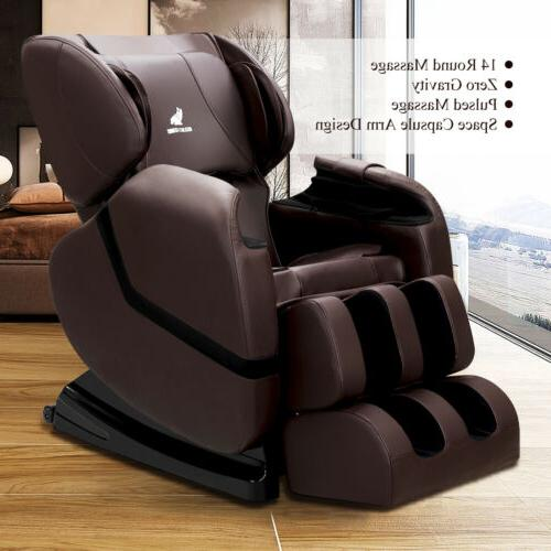 Deluxe Massage ZERO Recliner with Rest