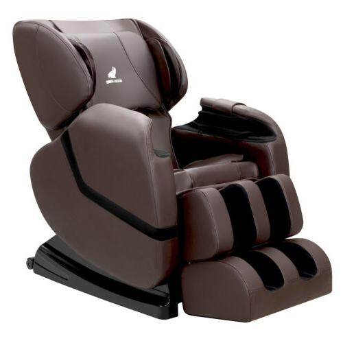 Deluxe Full Shiatsu Massage ZERO Recliner with Rest