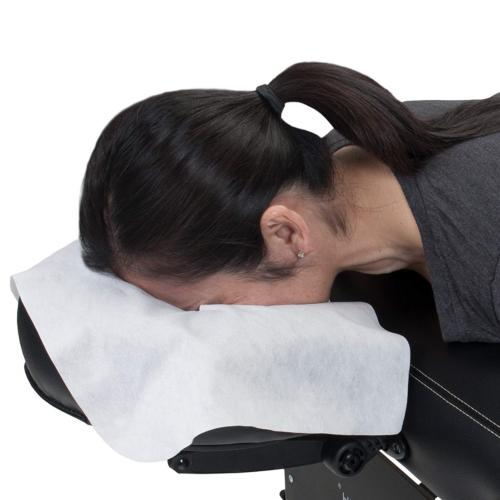 Disposable Headrest Covers 100Ct Table Chair